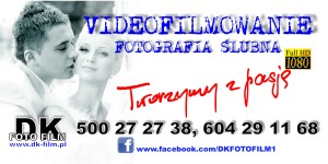 Baner Reklamowy DK FOTO FILM