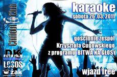 Karaoke z Uczestnikami programu TVP2 Bitwa na Głosy